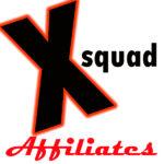 x squad affilates logo